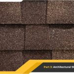 The Many Faces of Shingle Roofing – Part 3: Architectural Shingles